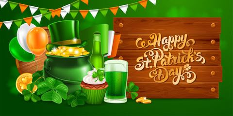 March Saint Patrick's Day image