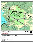 Image of 2001 General Plan Roadway Map