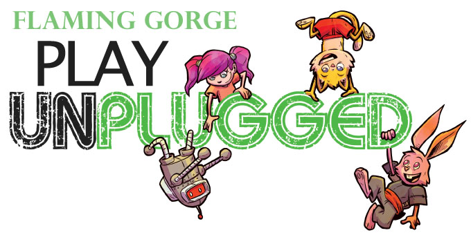 Flaming Gorge Play Unplugged Logo