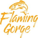 Gold Version of possible new Flaming Gorge Chamber Logo